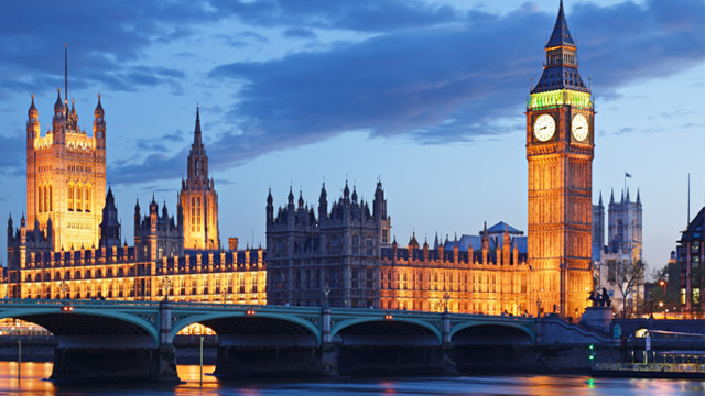 Visit London in Summer