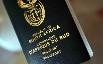 Visa free for South African passport holders