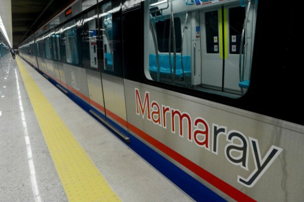 Marmaray tunnel