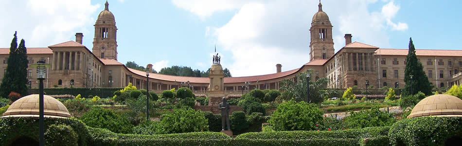 Pretoria Union Buildings